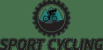 Sport Cycling logo gecentreerd
