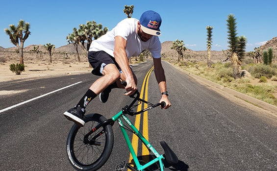 Foto Extreme Cycling